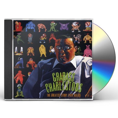 Grabass Charlestons GREATEST STORY EVER HULA'D CD