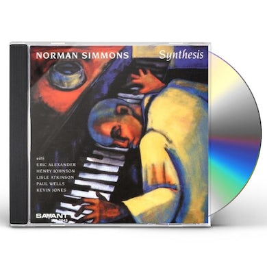Norman Simmons SYNTHESIS CD