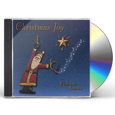 Richard James CHRISTMAS JOY CD