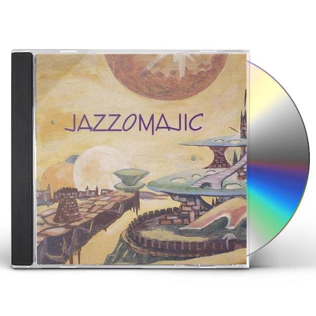 Newton JAZZOMAJIC CD