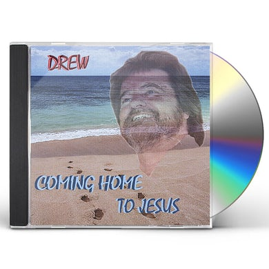 Drew Womack COMMING HOME TO JESUS CD