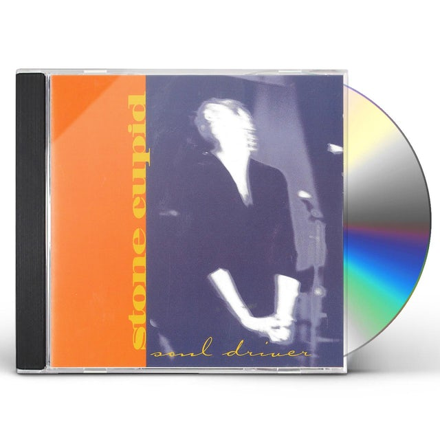 Stone Cupid / Julie Christensen SOUL DRIVER CD