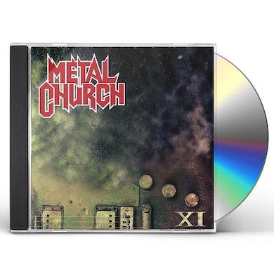 Metal Church XI CD