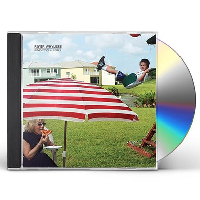 KINDNESS A REBEL CD
