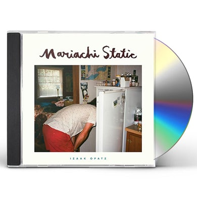 Izaak Opatz MARIACHI STATIC CD