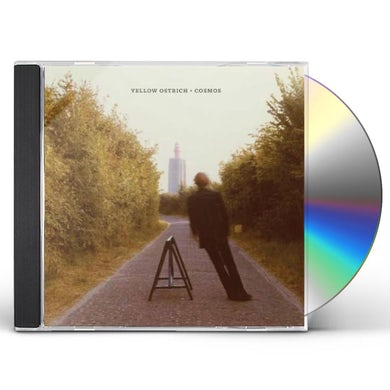 Yellow Ostrich  COSMOS CD