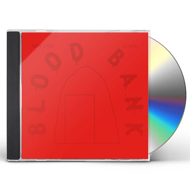 Bon Iver BLOOD BANK EP (10TH ANNIVERSARY EDITION) CD