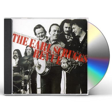 Earl Scruggs ROCKING CROSS THE COUNTRY CD