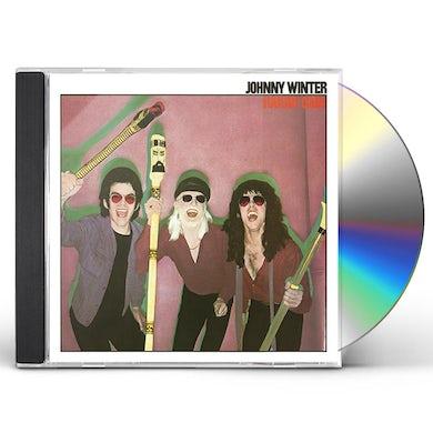 Johnny Winter RAISIN CAIN CD