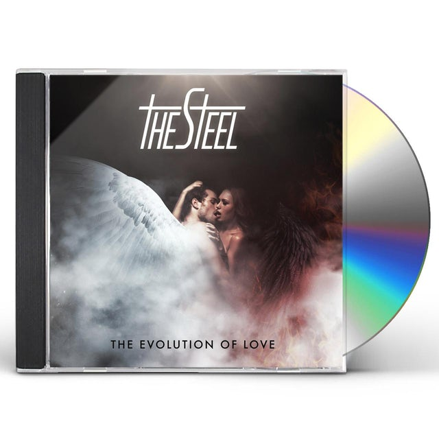 Steel EVOLUTION OF LOVE CD