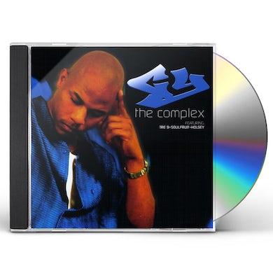 Cy COMPLEX CD