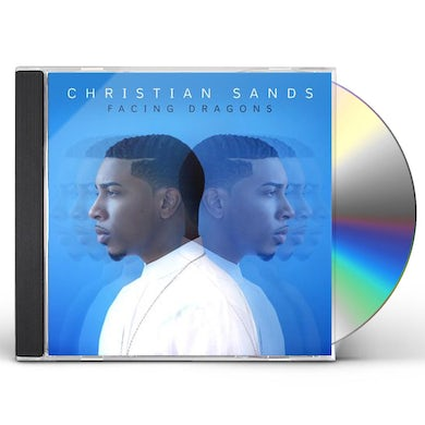 Christian Sands FACING DRAGONS CD