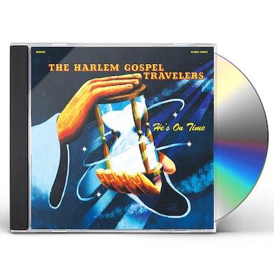 Harlem Gospel Travelers HE'S ON TIME CD