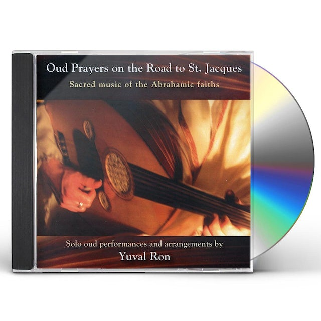 Yuval Ron OUD PRAYERS ON THE ROAD TO ST. JACQUES CD