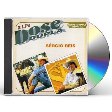 Sergio Reis DOSE DUPLA CD