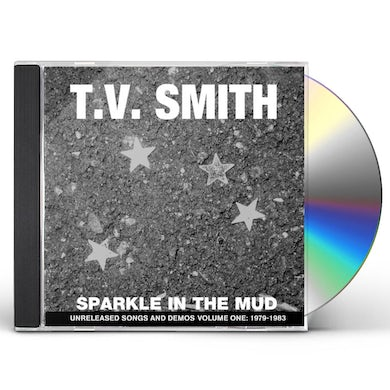 Tv Smith SPARKLE IN THE MUD CD