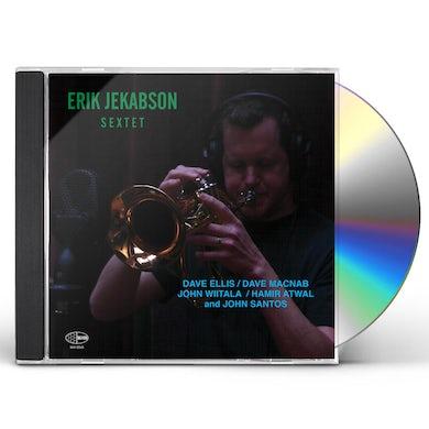 Erik Jekabson SEXTET CD
