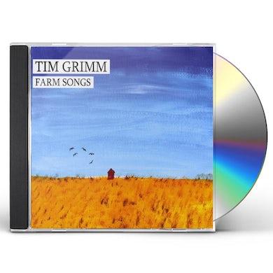 Tim Grimm FARM SONGS CD