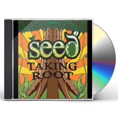 Seed TAKING ROOT CD