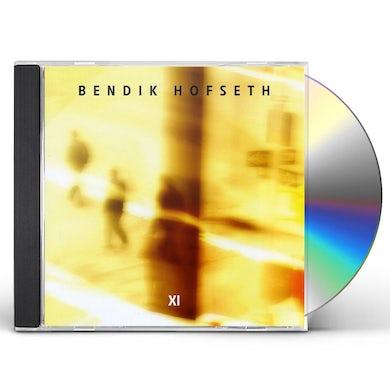 Bendik Hofseth XI CD
