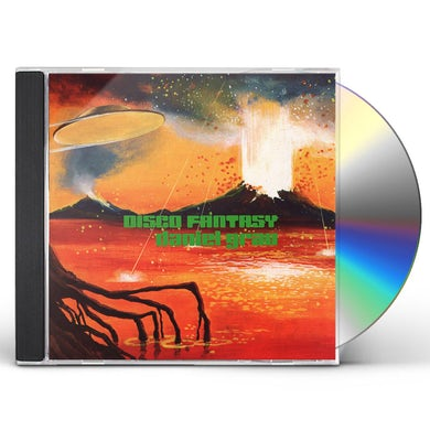 Daniel Grau DISCO FANTASY CD