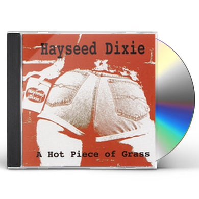 Hayseed Dixie HOT PIECE OF GRASS CD