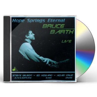 Bruce Barth LIVE CD