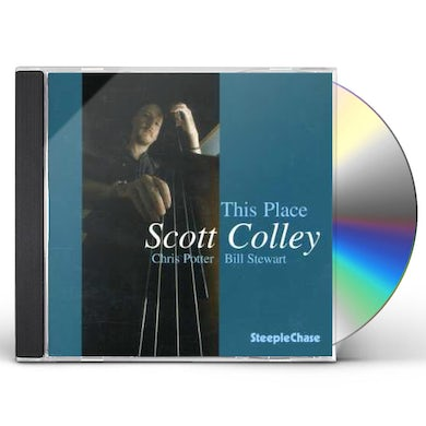 Scott Colley THIS PLACE CD
