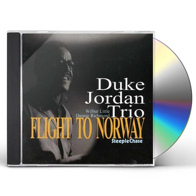 Duke Jordan FLIGHT TO NORWAY CD