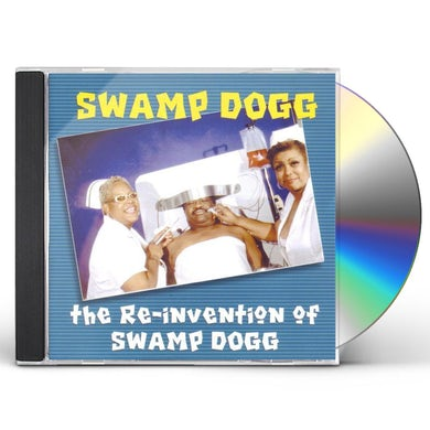 REINVENTION OF SWAMP DOGG CD