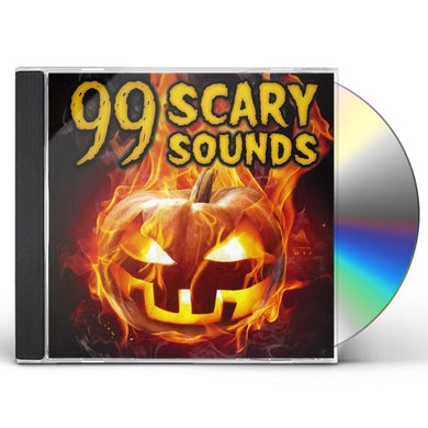 Grim Reaper Players 99 SCARY SOUNDS CD