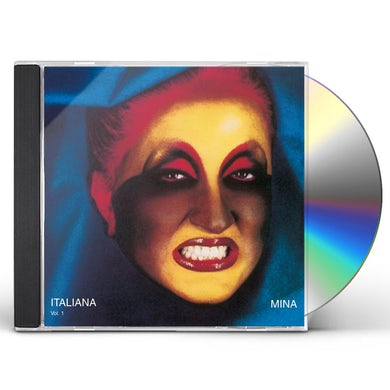 Mina ITALIANA 1 CD