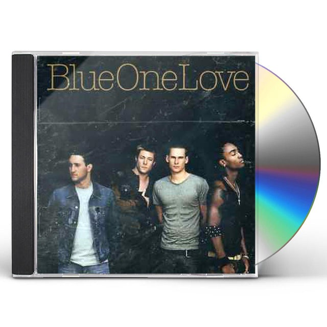 Blue ONE LOVE CD