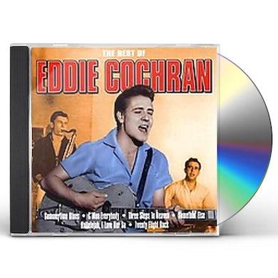 Eddie Cochran BEST OF CD