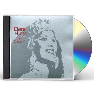 Clara Nunes CANTA TOM & CHICO CD