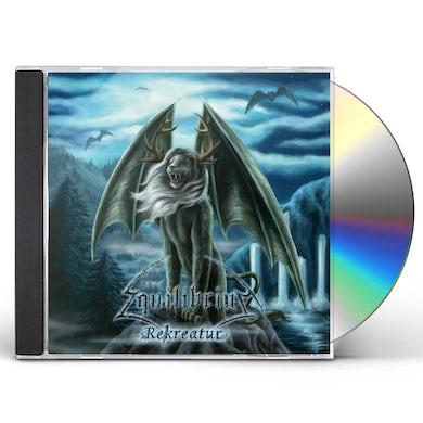 Equilibrium REKREATUR CD