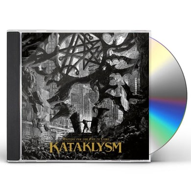 Kataklysm WAITING FOR THE END OF THE WORLD CD