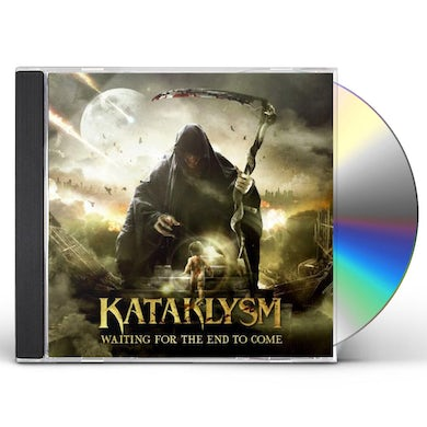 Kataklysm WAITING FOR THE END TO COME CD