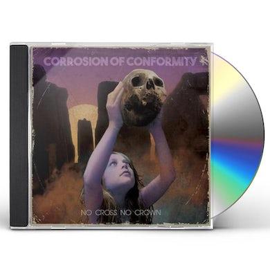 Corrosion Of Conformity NO CROSS NO CROWN CD
