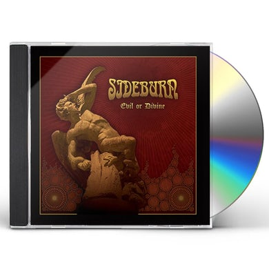SIDEBURN EVIL OR DIVINE CD