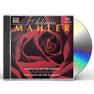 ADAGIO Gustav Mahler CD