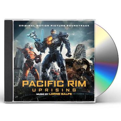 Lorne Balfe PACIFIC RIM UPRISING - ORIGINAL MOTION PICTURE CD