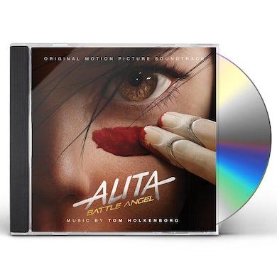 Tom Holkenborg ALITA: BATTLE ANGEL (ORIGINAL MOTION PICTURE) CD