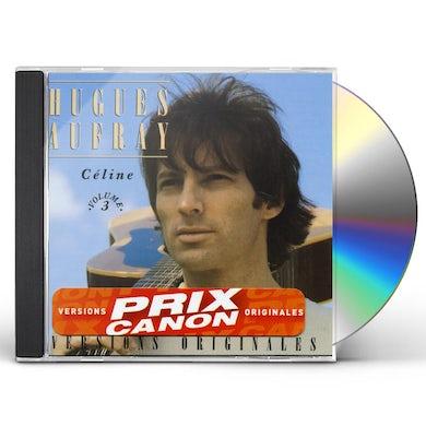Hugues Aufray CELINE CD