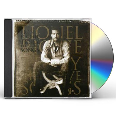 Lionel Richie TRULY: LOVE CD