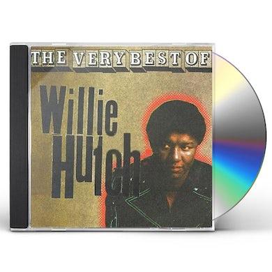 Willie Hutch VERY BEST OF CD
