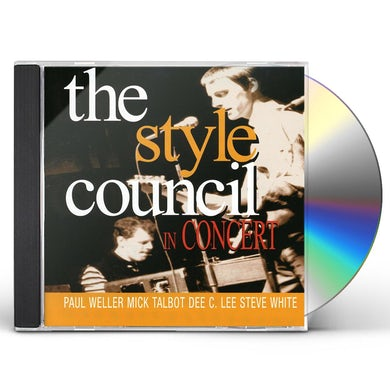 Style Council IN CONCERT CD