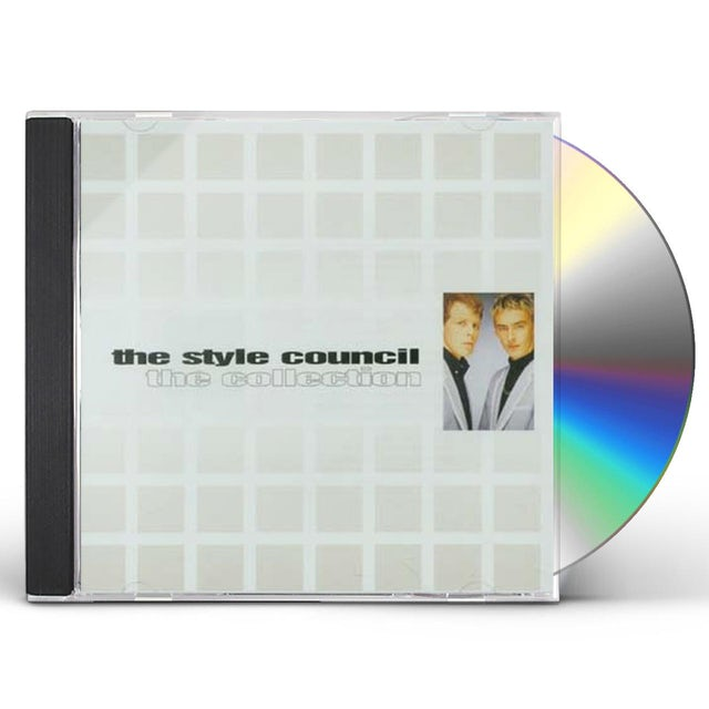 Style Council COLLECTION CD