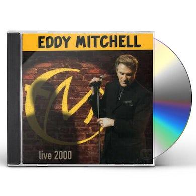 Eddy Mitchell LIVE 2000 CD