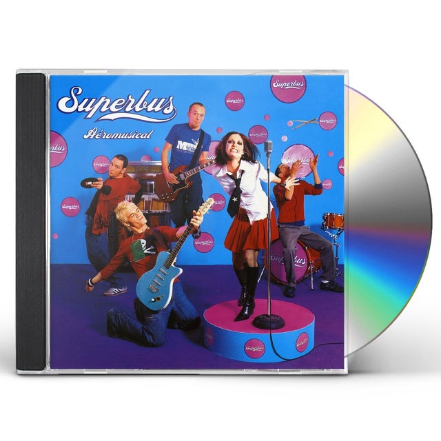 Superbus AEROMUSICAL CD